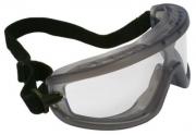 Óculos de Proteção Ampla Visão em Policarbonato Óptico Titanium - CA 21591 f05726bffe