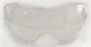 Óculos de Proteção de Policarbonato Incolor Saturno - CA 16461