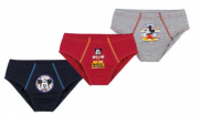 Slip Lupo kids Mickey Kit 3 unid. 00111-089