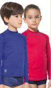 T-Shirt Kids UV Protection Unissex 77014-001