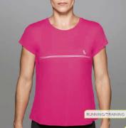 Blusa T-Shirt Poliamida Básica Feminina 77052-001