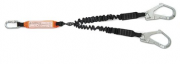 "Talabarte ""Y"" Tubular com Absorv. Energia Conector 55mm - MULT 1892A"