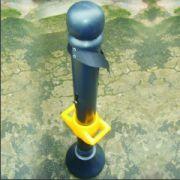 Pedestal Super Max com Alça de Apoio e Cintas para Tapume