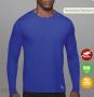 Blusa T-Shirt Repelente UV Masculina 77031-001