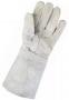 Luva de Raspa Punho 15cm CA 35559