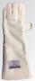 Luva de Segurança 5 dedos em Tecido de Algodão - Suporta até 250°C - Kombat Heat CA 28689