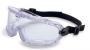 Óculos de Segurança Ampla Visão UVEX V-MAXX CA 18831