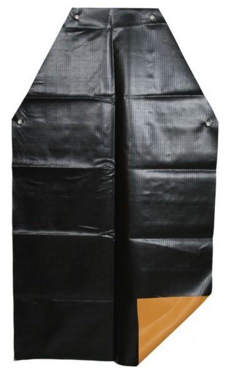 Avental de Segurança em Trevira Para Alta Proteção Química KP1000 CA 21208