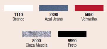 Blusa Cotton Manga Longa 45138-001