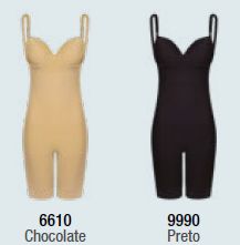 Body com Bojo Slim Sem Costura - 47100-001