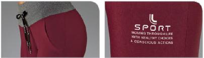 Calça Basic Recortes 76414-001