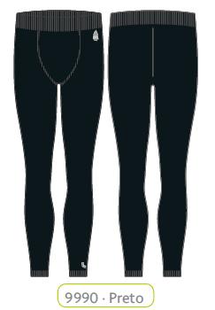 Calça Underwear Warm Lupo Masculina 70054-001