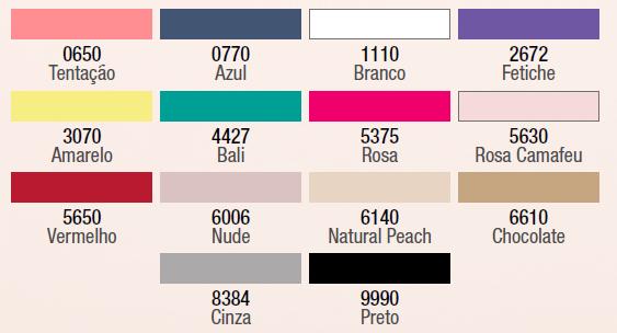 Calcinha Básica Sem Costura 40300-001