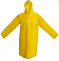 Capa de Chuva de PVC com Capuz - Impermeável CA 28191