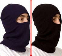 Capuz de Segurança em Lã para Câmera Fria - CA 31808