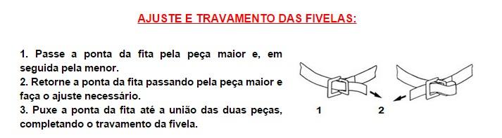 Cinturão Paraquedista 102 CA 37302