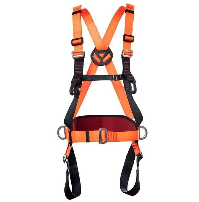 Cinturão Paraquedista / Abdominal com Regulagem Total - MULT 2010 - CA 35520