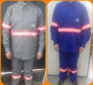 Conjunto de Eletricista - CA 38764 Blusa - CA 38765 Calça