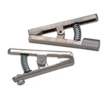 Garra Negativa - 200A - Fixação por Conector Tubular - Alumínio