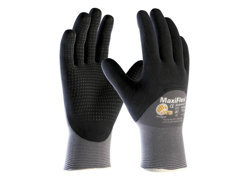 Luva de Segurança em Nylon Maxiflex Endurance 3/4 - CA 16468