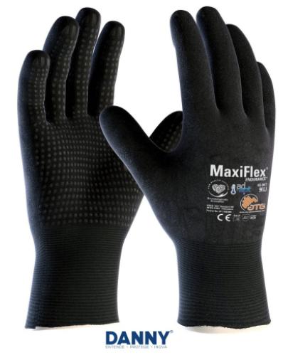 Luva de Segurança em Nylon e Elastano Maxiflex Endurance Total - CA 28010