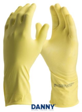 Luva de Segurança em Látex Confort Látex - CA 15532