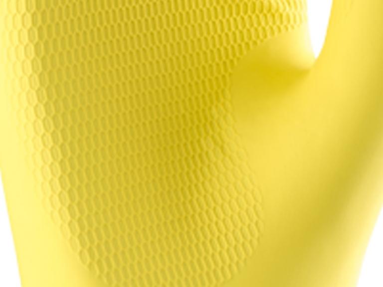 Luva de Segurança em Látex Natural - Silverflex 623 - CA 31335