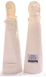 Mangote de Segurança em Tecido de Algodão - Suporta até 250°C - Kombat Heat CA 37997