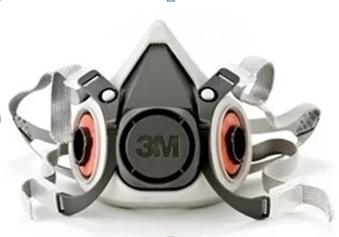 Máscara Semifacial 6200 CA 4115