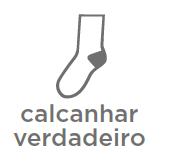 Meia Cano Sapatilha - KIT 3 pares 03271-089