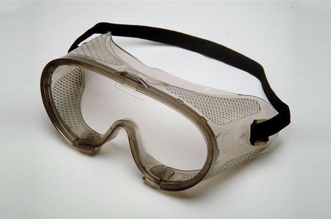 Óculos de Segurança Ampla Visão Rã CA 11285