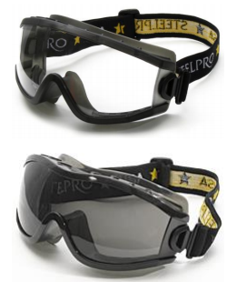 Óculos de Segurança - Everest - Steelpro - CA 19628