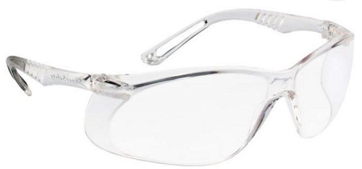 f2559ede4146b Óculos de Segurança Super Safety SS5I-AE Antiembacante CA26126 - EPI Sul do  Brasil