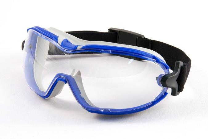 Óculos de Segurança Vancouver Incolor Antiembaçante CA34485