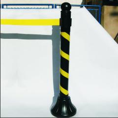 Pedestal com Fita Retrátil 2,5m Linha Max