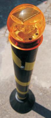 Pedestal Piscante com 4 LEDS