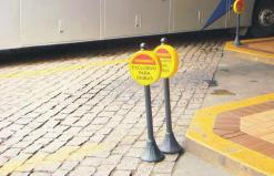 Pedestal - Placa personalizada - 5,7 kg