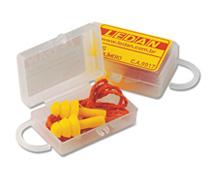 Protetor Auditivo Plug Copolímero 15dB com Cordão CA 18190