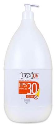 Protetor Solar Luvex FPS 30 C/ Repelente 02 LT