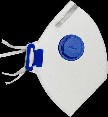 Respirador Descartável  Semi-Facial PFF1 CA21336
