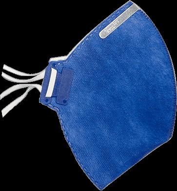 Respirador Descartável Semi-Facial PFF2 CA21337