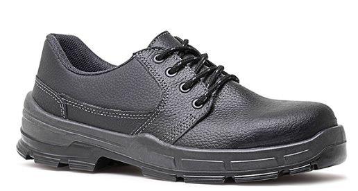 Sapato de Segurança de Amarrar Bidensidade com Bico de Aço CA 26735