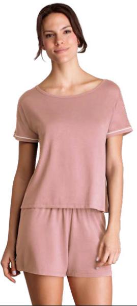 Pijama Short Doll Viscose 24243-001
