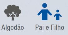Cueca Slip Algodão Kit 3 00515-089