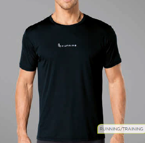 Camiseta T-Shirt Poliamida Básica Masculina 77053-001