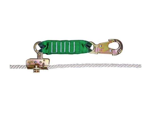 Trava-quedas de Aço Inox para Conexão com Corda Poliamida Torcida 12mm