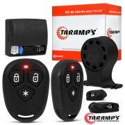 Alarme Carro Automotivo Taramps para Veículo TW20 com 2 Controles - Desliga Som - Função Resgate - Bloqueador