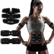Tonificador Muscular Abdomen Smart Fitness Fit Control Ems