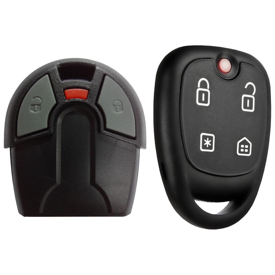 Alarme Positron Exact Ex 360 + Controle Fiat