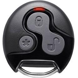 Capa Controle Alarme Olimpus 3 Botões Completa Olimpus